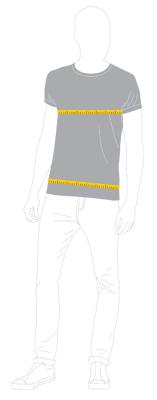 На рисунке показаны области замера